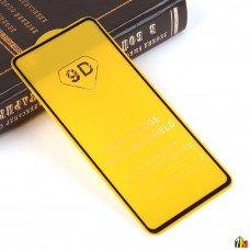 Защитное стекло Full Glue для Xiaomi Redmi Note 9 Pro на полный экран