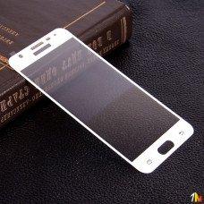 Защитное стекло для Samsung Galaxy J5 Prime на полный экран