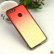 Чехол градиент для Huawei Honor 7A Pro/Y6 Prime (2018)