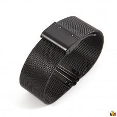 Ремешок металлический для Samsung Galaxy Watch 22мм Черный