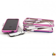 Бампер Kuzu металлический для iPhone 5/5S