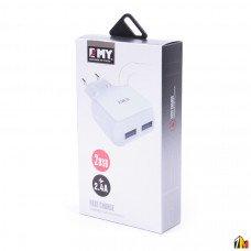 Сетевое зарядное устройство EMY-220 для iPhone