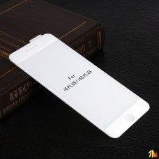 Защитное стекло 4D для iPhone 6 Plus на полный экран