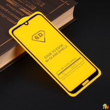 Защитное стекло Full Glue для Huawei Y5 (2019)/ Honor 8S на полный экран