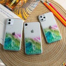 Силиконовый чехол Акварель для iPhone 7 Plus