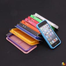 Бампер резиновый для Apple iPhone 5/5S