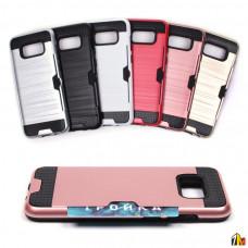 Чехол с вырезами под пластиковые карты для Samsung Galaxy S8 Plus