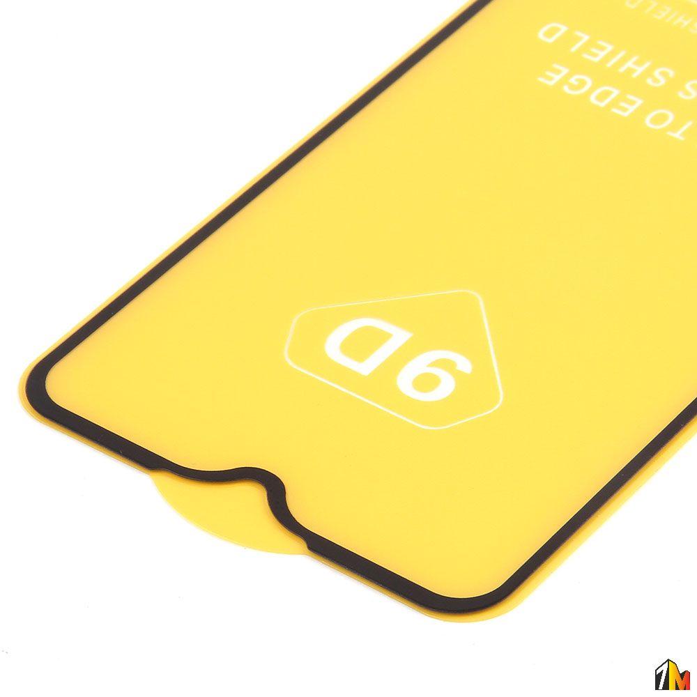 Защитное стекло Full Glue для Samsung Galaxy A01 на полный экран